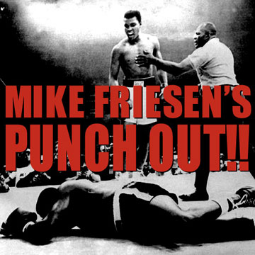 Mike Friesen's Punch Out!! - EP